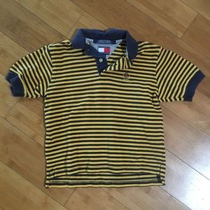 Vintage Tommy Hilfiger striped polo